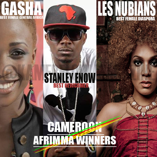 Les Nubian, Gasha and Stanley Enow