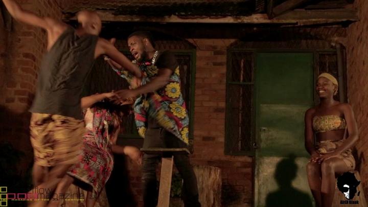 Kongossa Sony Omar clatched with DJ ArafaKM