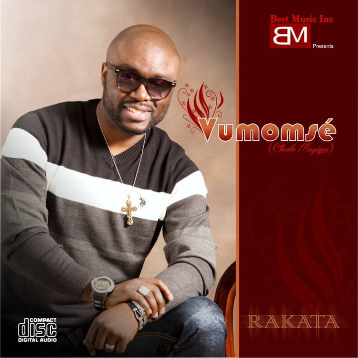 First ever Afropop gospel in Africa RAKATA official video by Vumomse ft D3 Dancers.