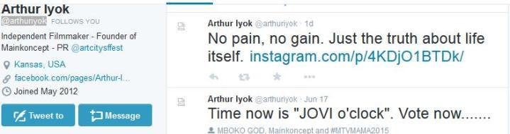 Arthur Iyok