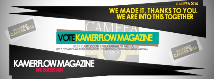 CAMEEA NOMINEE 2015