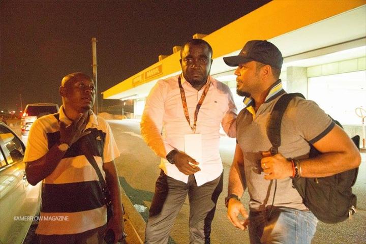Agbor Gilbert and Ramsey Nouah