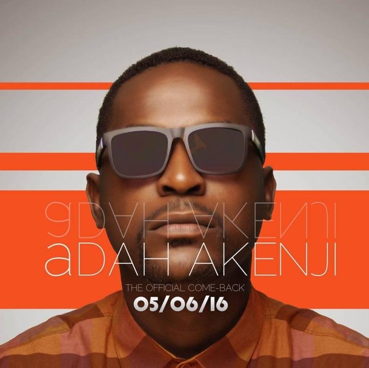 FRONTLINE: ADAH AKENJI IS BACK IN THE MUSIC SCENE