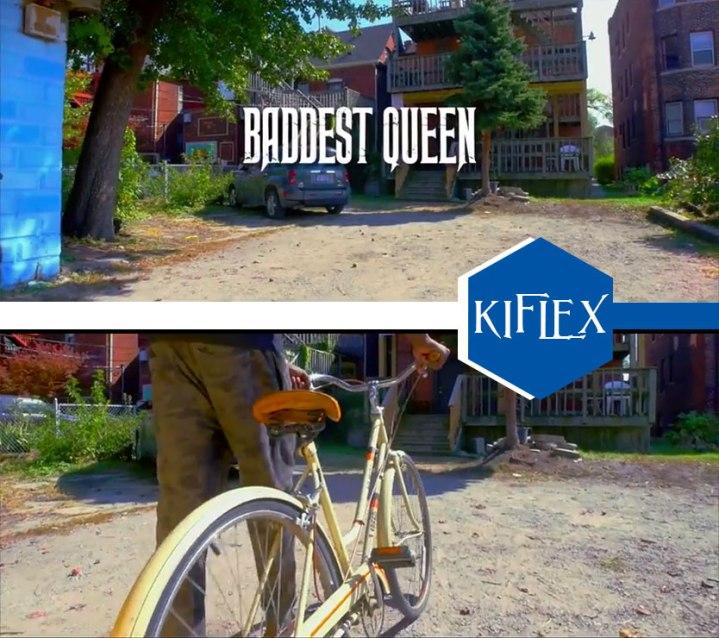 Kiflex- Baddest Queen