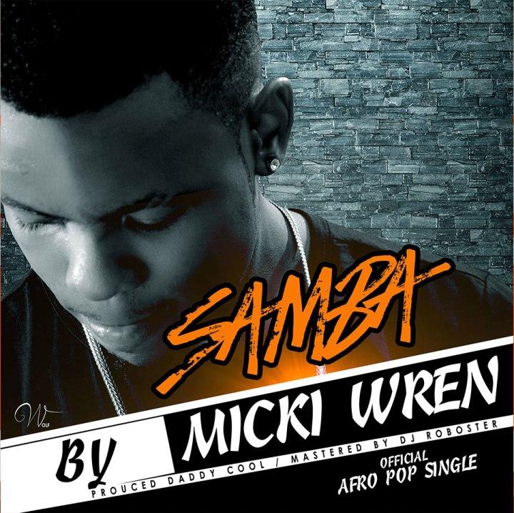 Micki-Wren--Samba-audio-