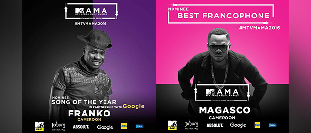 Franko & Magasco at Mama2016