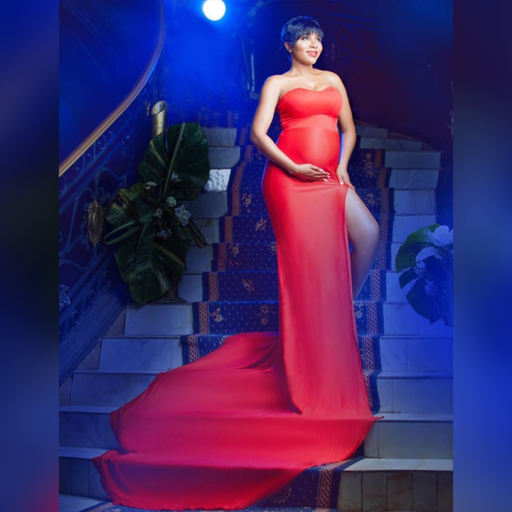 A Message from Syndy Emade to Her Unborn Baby