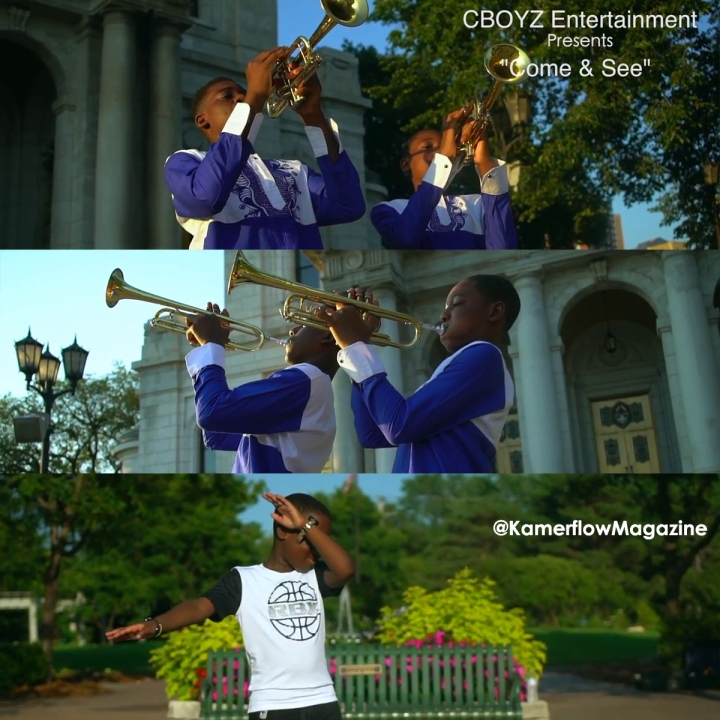 """Exclusive: Cboyz Drops the Official Video of """"Come & See"""""""