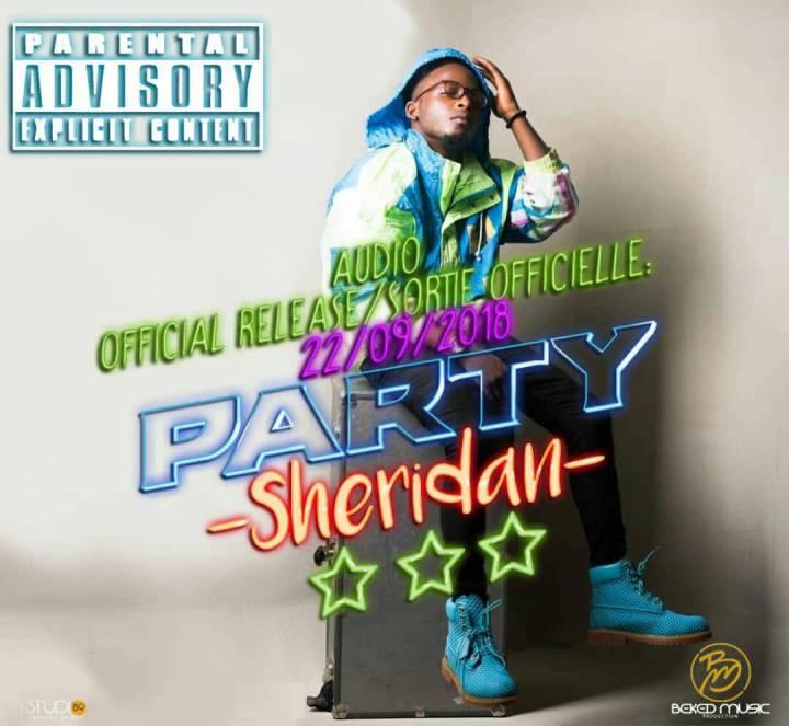"New Audio: Sharidan "" Party"" (Lyric Video)"