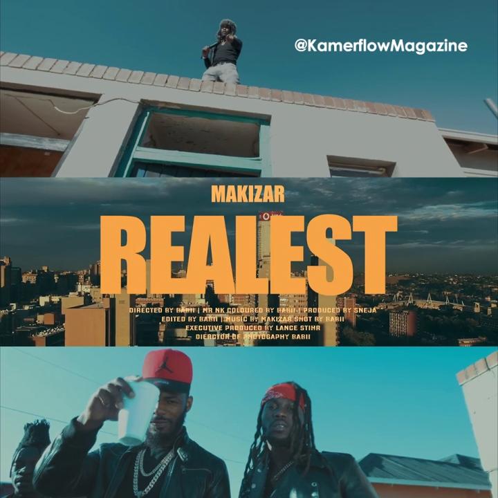 "Cameroon's Pidgin Trap God Makizar Drops the Itch – ""Realist"""