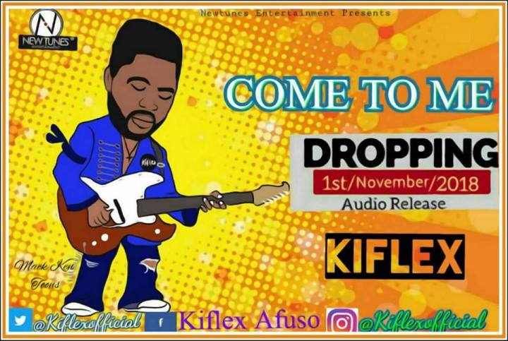 """U.S Based Cameroonian Singer Kiflex Transcends the Peak of Afro Beats in His New Release """"Come to Me"""""""
