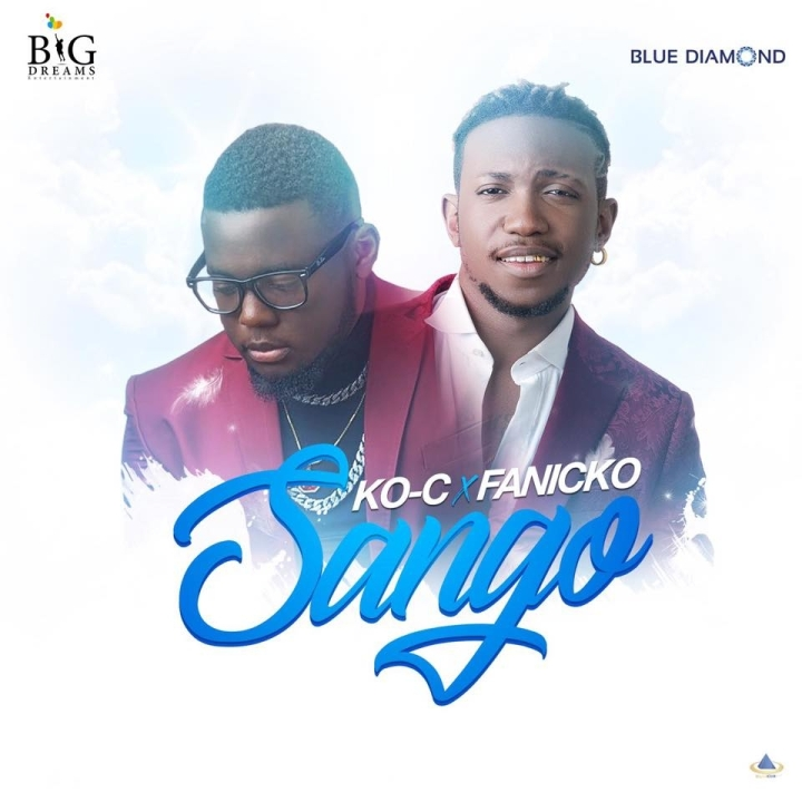 "Cameroon meets Benin as Ko-C invites Fanicko on his new track ""Sango"". Listen"