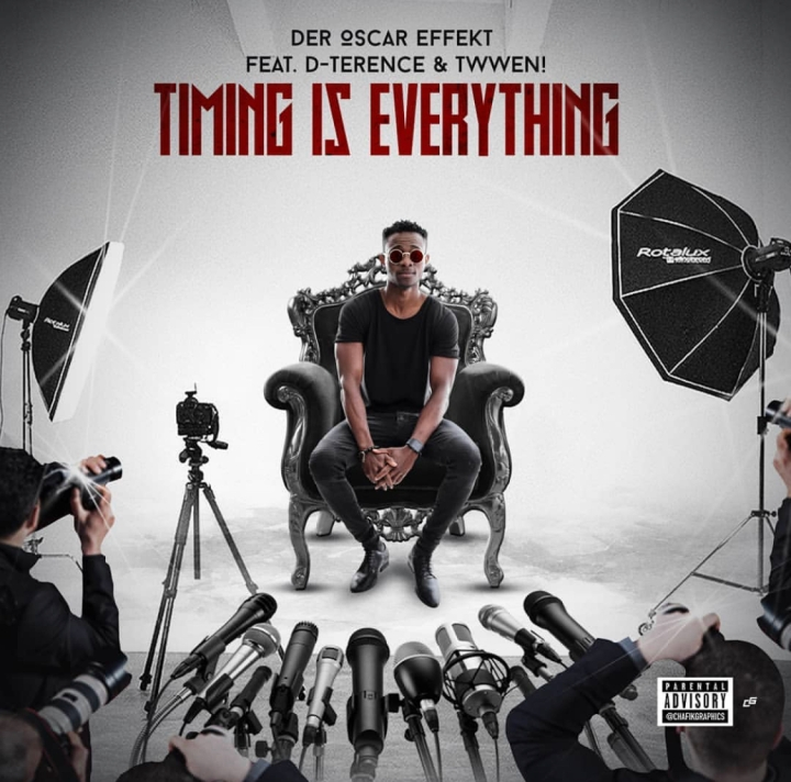 New Audio: Timing Is Everything – Der Oscar Effekt Ft D-Terence, Twennie